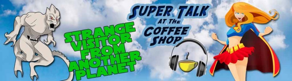 Super Talk at the Coffee Shop - Supergirl S01E11 - Strange Visitor From Another Planet on http://EverybodysHometownGeek.com