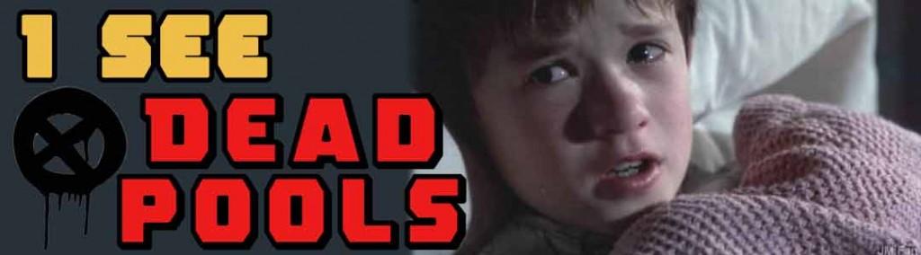 """I see Deadpools"" Sixth Sense parody"