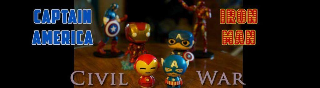 Captain America vs. Iron Man: Civil War