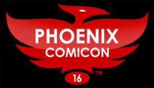 Phoenix ComiCon 2016 Logo