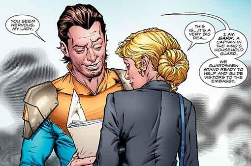 DC Rebirth Aquaman #01 Page 06