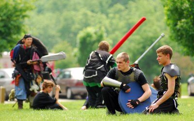 LARP (Live Action Role Playing) 101