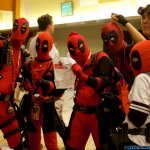 Deadpools at Phoenix Comic Fest
