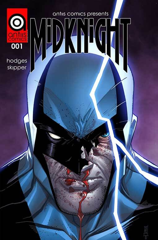 Antiis Comics Presents #1 Midknight