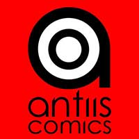Antiis Comics Logo