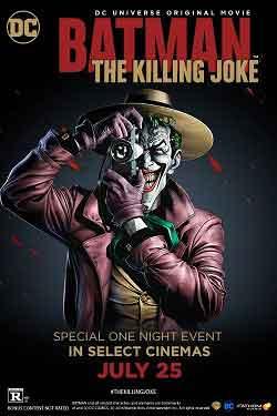 The Killing Joke (2016) movie poster