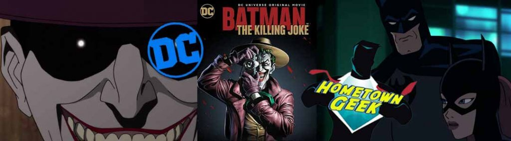 The Killing Joke movie review