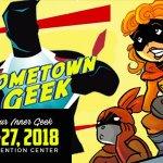 Phoenix Comic Fest May 24-27, 2018