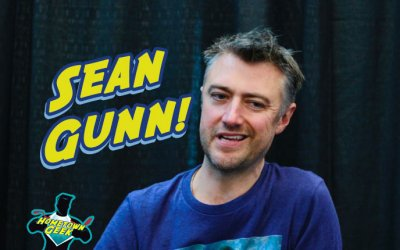 Sean Gunn Talks Comic Cons And Life