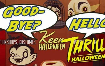 Square Entertainment Says Goodbye to Keen Halloween and Hello to Thrill Halloween