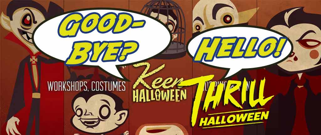 Saying Goodbye to Phoenix's Keen Halloween