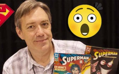 The Superman story from Dan Jurgens that would not end the same way today!