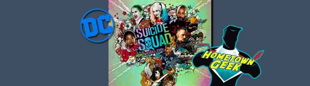 Suicide Squad blog post