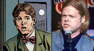 Daredevil's Foggy Nelson vs. Elden Henson