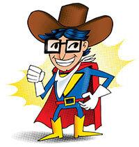 Gateway to Geekdom mascot
