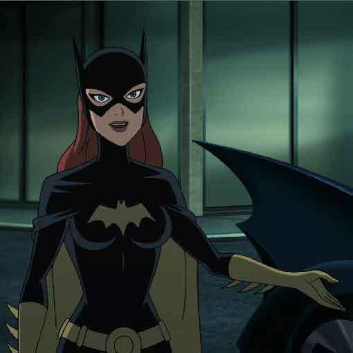 The Killing Joke DVD-Batgirl