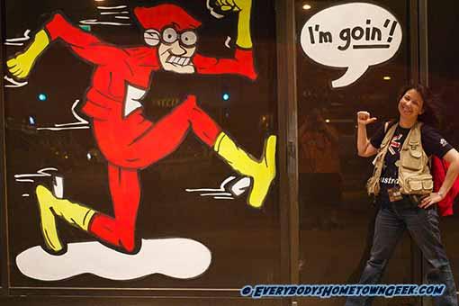Hometown Geek-I'm Going! to Phoenix ComiCon 2017