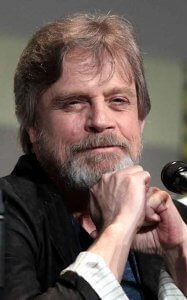 Mark Hamill by Gage Skidmore, CC BY-SA 3.0