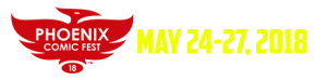 Phoenix Comic Fest 2018 Logo