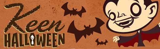 Keen Halloween Logo