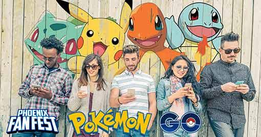 Phoenix Fan Fest 2016 - Pokemon Go