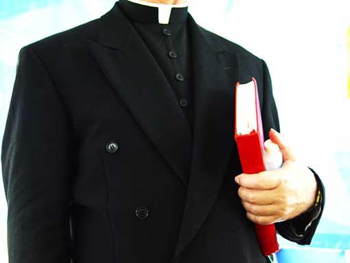 Anonymous Priest