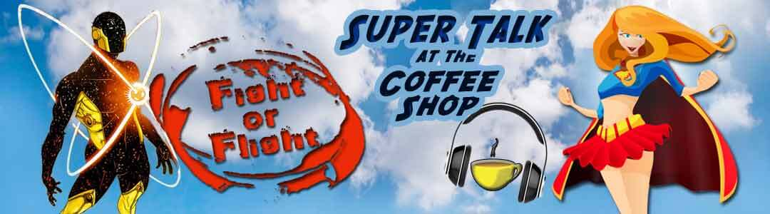 Super Talk at the Coffee Shop - Supergirl S01E03 - Fight or Flight