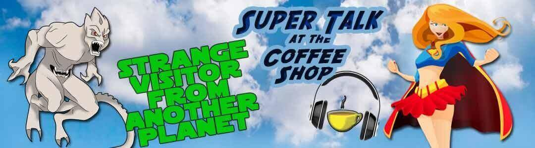 Super Talk at the Coffee Shop | Supergirl S01E11 | Strange Visitor From Another Planet