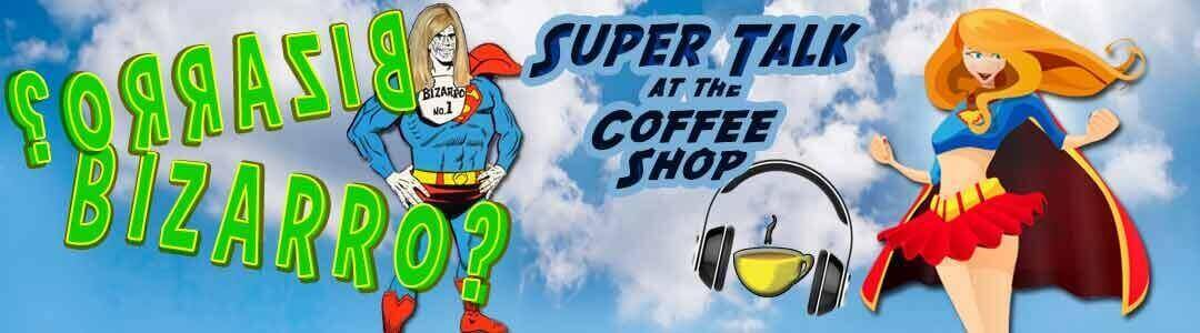 Super Talk at the Coffee Shop | Supergirl S01E12 |Bizarro