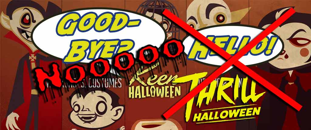 Thrill Halloween CANCELLED