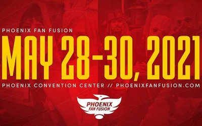 Phoenix Fan Fusion 2021 Announcements During Pandemic