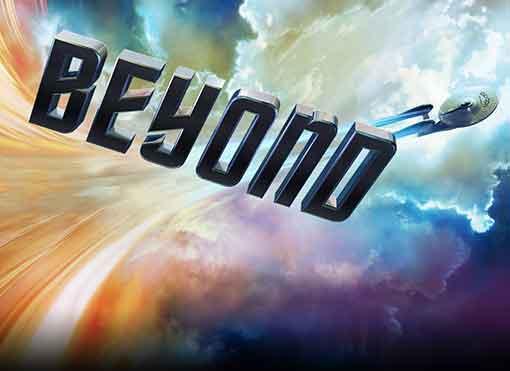 Star Trek: Beyond movie poster